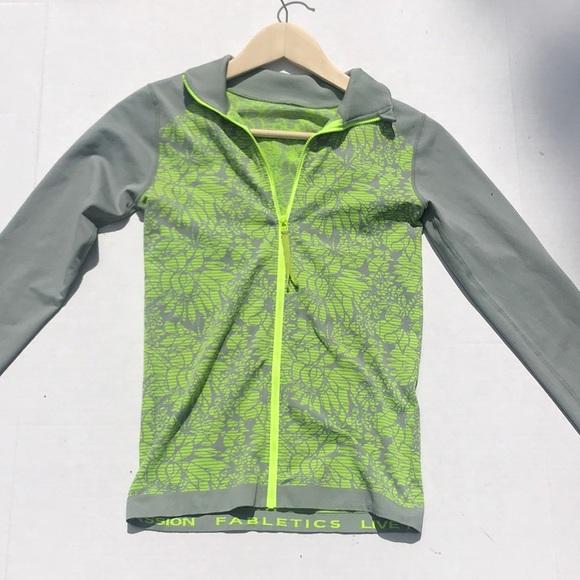 Fabletics Jackets & Blazers - Fabletics Nanette Seamless Full Zip Jacket